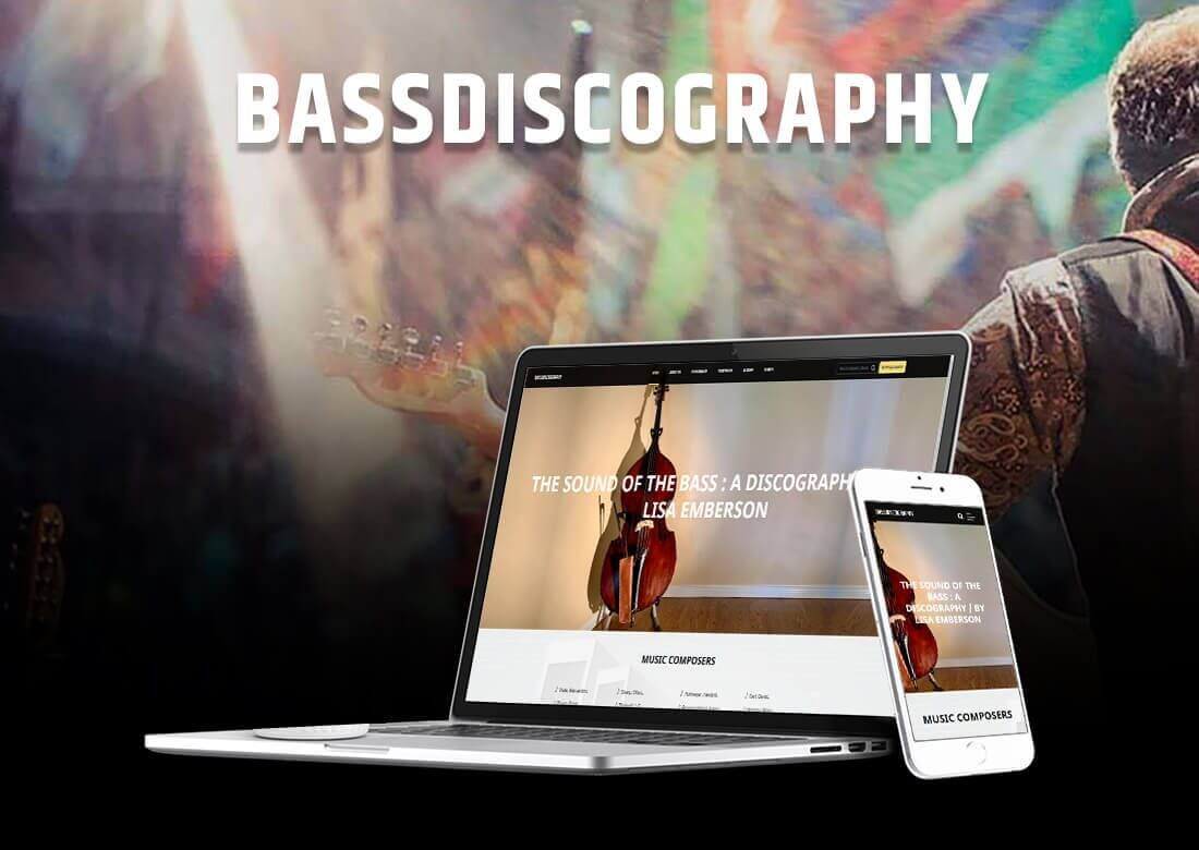 bass-discography