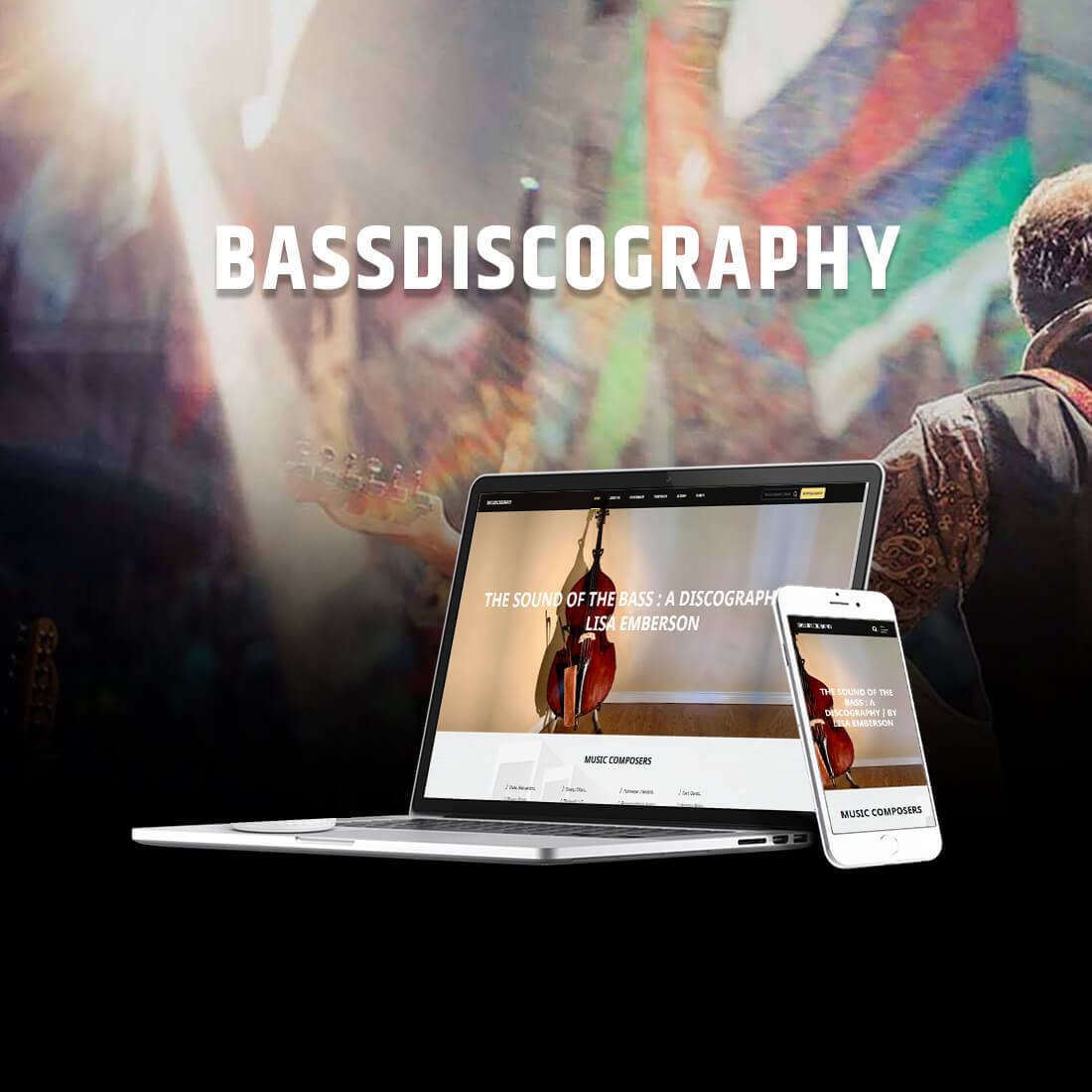Bass discography